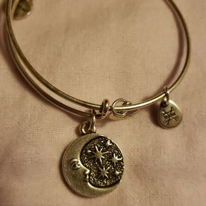 Alex and Ani  Moon Tarot Bracelet